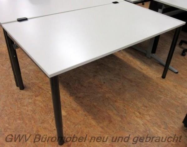 Steelcase - Besprechungstisch 160 x 90 cm, grau