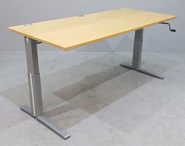 K & N - Schreibtisch 180 cm HV, buche echtholz