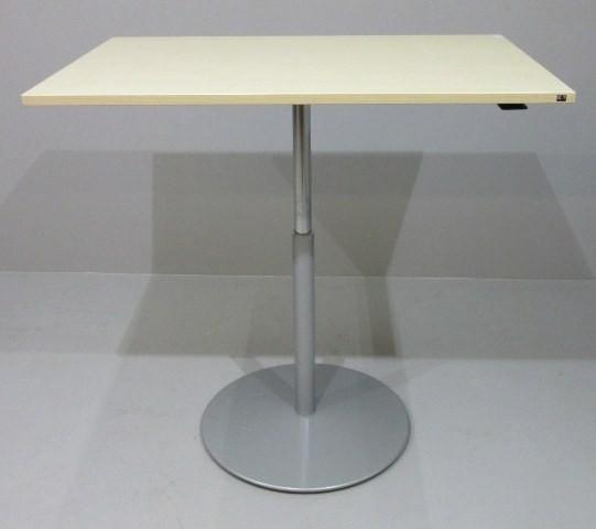 K & N - Besprechungst.- Steh- Sitz, B 120 cm ahorn