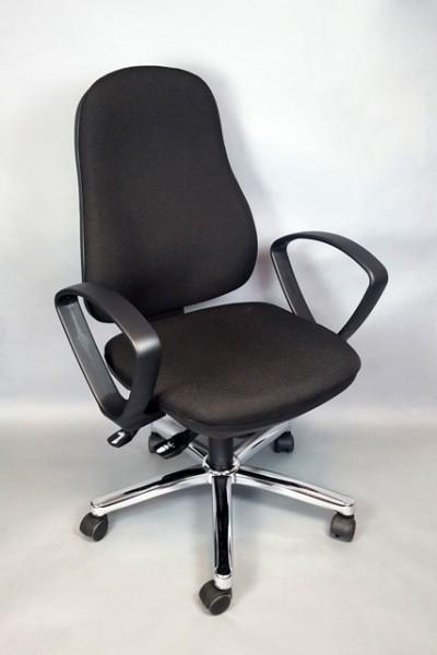 Syncro Steel - Bürodrehstuhl schwarz