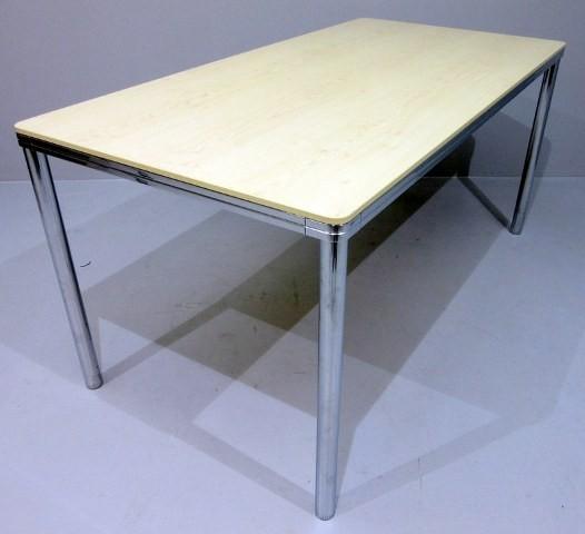 Wiesner Hager - Besprechungstisch 160 cm, ahorn