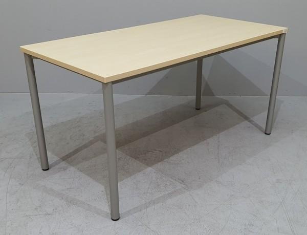 CEKA - Besprechungstisch B 160/80 cm, ahorn
