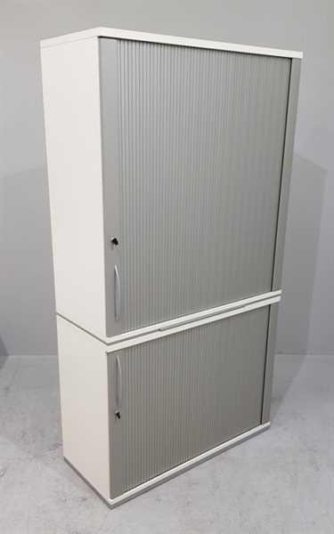 K & N - Querrolloschrank 5 OH, B 100 cm, w/s