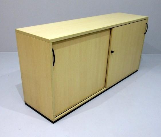 Schärf - Schiebetürenschrank 2 OH, B 160 cm, buche