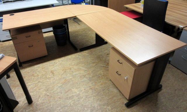 Tvilum gebrauchte Büromöbel | GWV Büromöbel gebraucht - sofort lieferbar