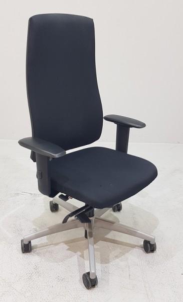 Interstuhl - Bürodrehstuhl schwarz