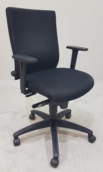Dauphin magic - Bürodrehstuhl schwarz