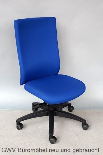 Dauphin magic - Bürodrehstuhl ohne AL, blau