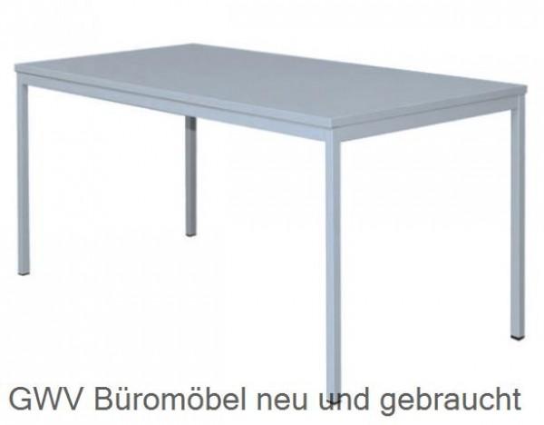 Mehrzwecktisch Beistelltisch 120 X 60 Tisch Dekor Grau Ahorn Buche