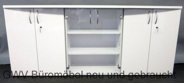 Chefbüro-Sideboard, 200 x 87 x 50 cm, HG