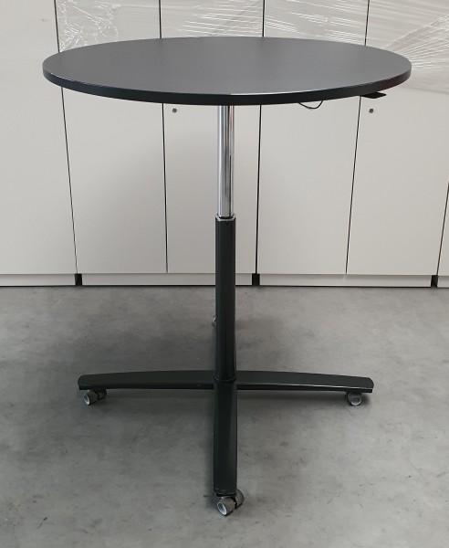 Steelcase - Besprechungst-Steh-Sitz D 100 cm anthr
