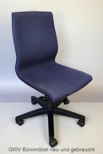 Sedus - Porto small, Bürodrehstuhl dunkelblau