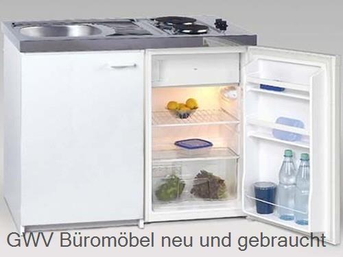 Miniküchencenter 100 cm breit, Farbe weiss