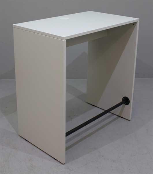 Meeting-Stehtisch 100 x 60 cm, weiß