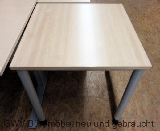 Werndl - Beistelltisch 80 x 80 cm, buche