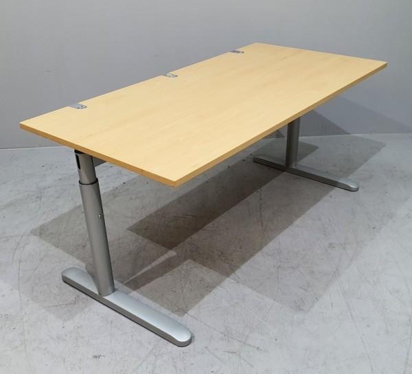 CEKA - Schreibtisch 160 cm, buche